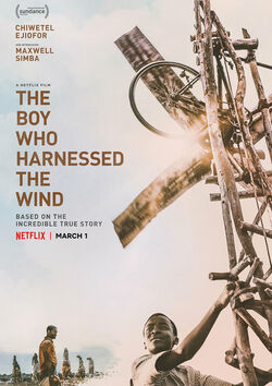 Filmplakat zu The Boy Who Harnessed the Wind