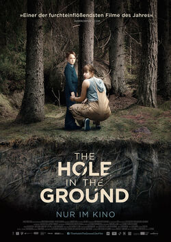 Filmplakat zu The Hole in the Ground