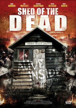 Filmplakat zu Shed of the Dead