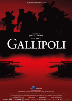Filmplakat zu Gallipoli