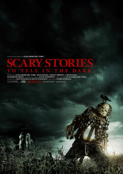 Filmplakat zu Scary Stories to Tell in the Dark