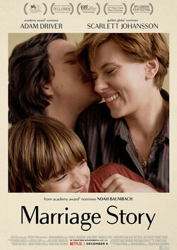Filmplakat zu Marriage Story