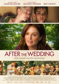 Filmplakat zu After The Wedding