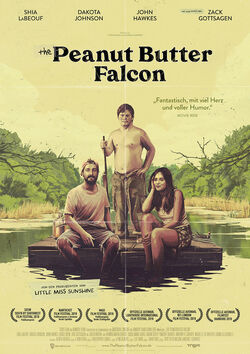 Filmplakat zu The Peanut Butter Falcon