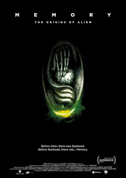 Filmplakat zu Memory: The Origins of Alien