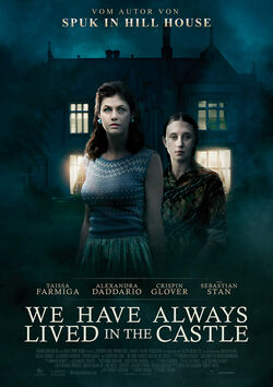 Filmplakat zu We Have Always Lived in the Castle