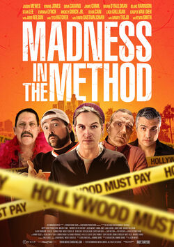 Filmplakat zu Madness in the Method