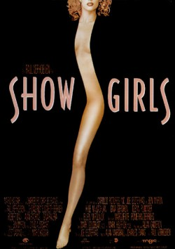 Filmplakat zu Showgirls