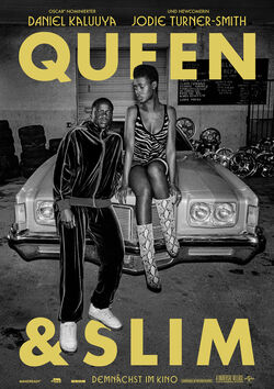 Filmplakat zu Queen & Slim