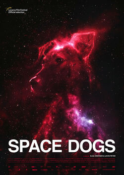 Filmplakat zu Space Dogs