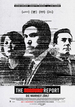 Filmplakat zu The Report