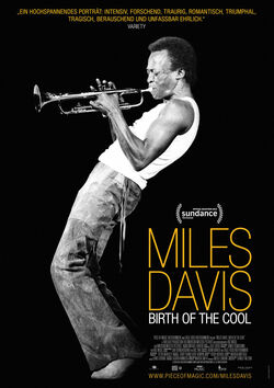 Filmplakat zu Miles Davis: Birth of the Cool