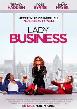 Filmplakat zu Lady Business