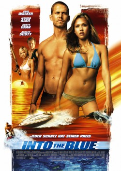 Filmplakat zu Into the Blue