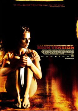 Filmplakat zu High Tension