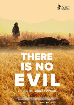 Filmplakat zu There Is No Evil