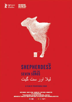 Filmplakat zu The Shepherdess and the Seven Songs