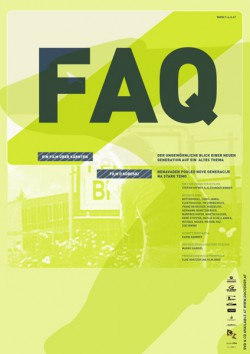 Filmplakat zu F.A.Q. Frequently Asked Questions