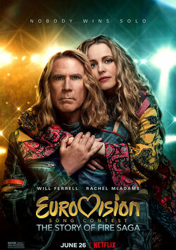 Filmplakat zu Eurovision Song Contest: The Story of Fire Saga