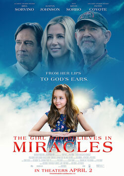 Filmplakat zu The Girl Who Believes in Miracles