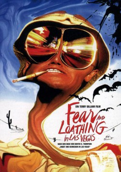 Filmplakat zu Fear and Loathing in Las Vegas