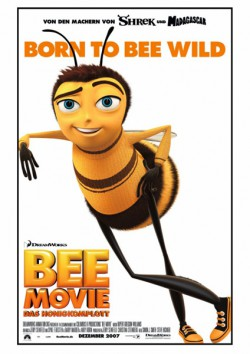 Filmplakat zu Bee Movie - Das Honigkomplott