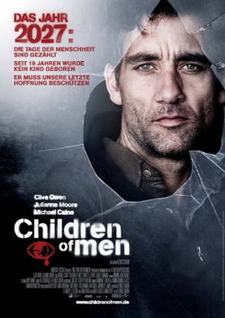Filmplakat zu The Children of Men