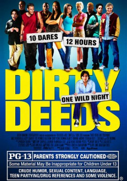 Filmplakat zu Dirty Deeds