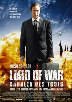 Filmplakat zu Lord of War