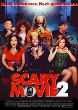 Filmplakat zu Scary Movie 2