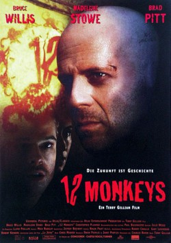 Filmplakat zu Twelve Monkeys