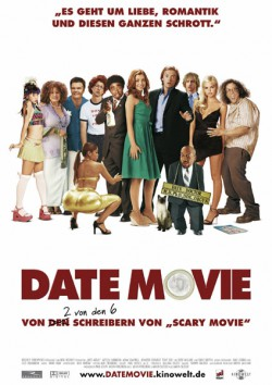 Filmplakat zu Date Movie