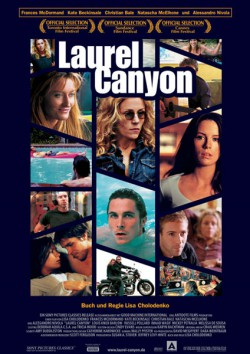 Filmplakat zu Laurel Canyon