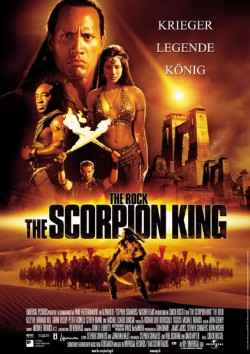 Filmplakat zu The Scorpion King