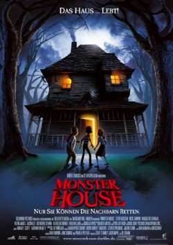 Filmplakat zu Monster House
