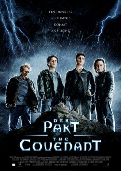 Filmplakat zu Der Pakt - The Covenant