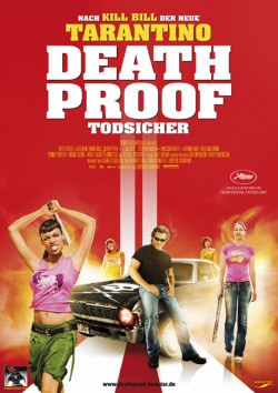 Filmplakat zu Death Proof - Todsicher