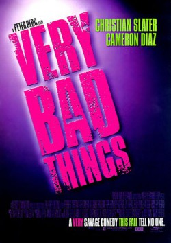 Filmplakat zu Very Bad Things