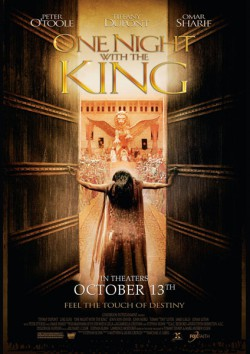 Filmplakat zu One Night with the King