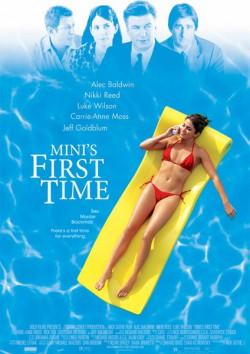 Filmplakat zu Mini's First Time - Mein erster Mord