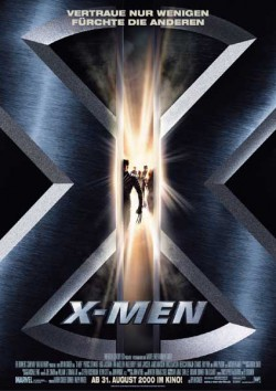Filmplakat zu X-Men - Der Film