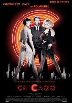 Filmplakat zu Chicago