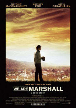 Filmplakat zu We Are Marshall