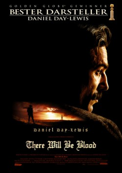 Filmplakat zu There Will Be Blood
