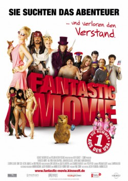 Filmplakat zu Fantastic Movie