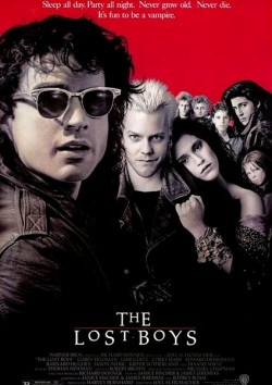 Filmplakat zu The Lost Boys