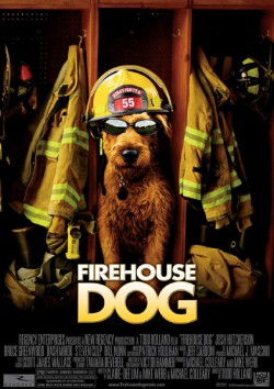 Filmplakat zu Firehouse Dog