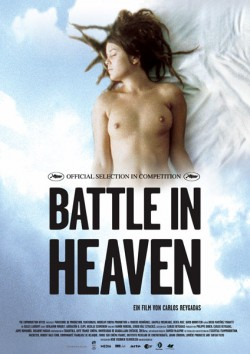Filmplakat zu Battle in Heaven