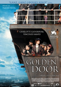 Filmplakat zu Golden Door