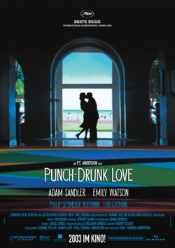 Filmplakat zu Punch-Drunk Love